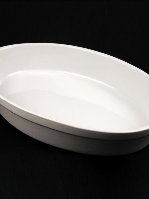 SMART CHINA OVEN / SERVING / VEG DISH 30cm x 22cm