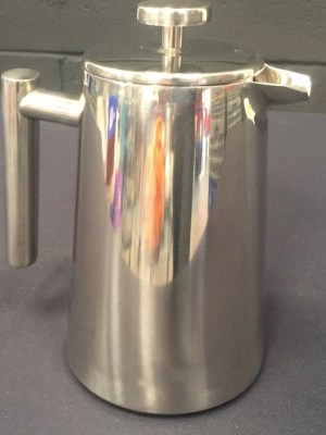 S/S cafetiere 3 cup