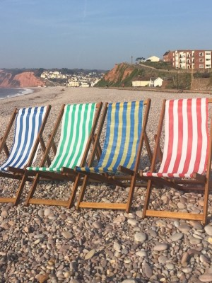 deck chair hire