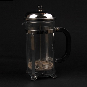 GLASS CAFETIERE 8 cup