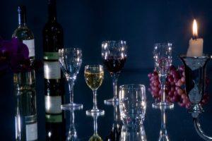 glassware hire