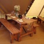 Dorchester vintage furniture hire