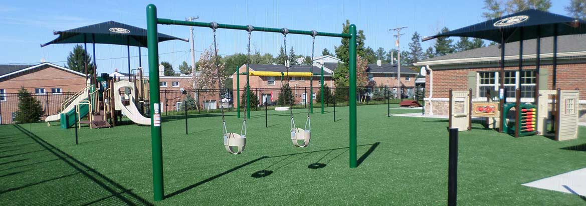 Kids Playground Turf