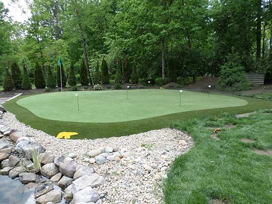 Nicklaus Design Putting Green