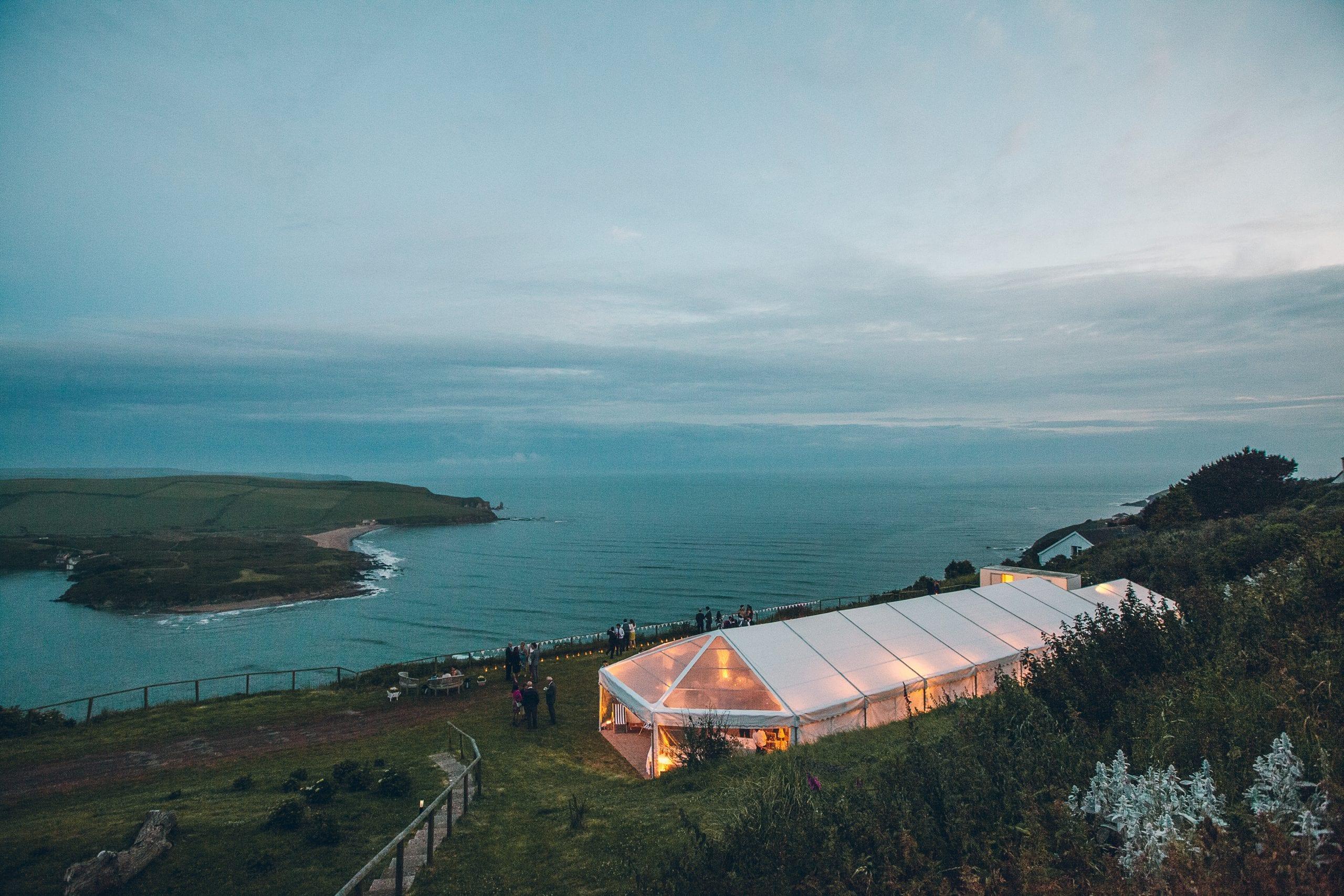 Beach Wedding Venues Devon