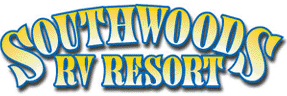SouthwoodsRV Resort Logo