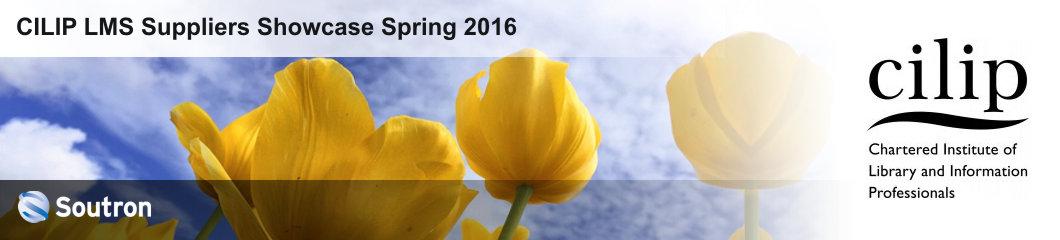 CILIP LMS Spring 2016 Showcase London