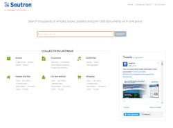 Soutron Portal Theme 7
