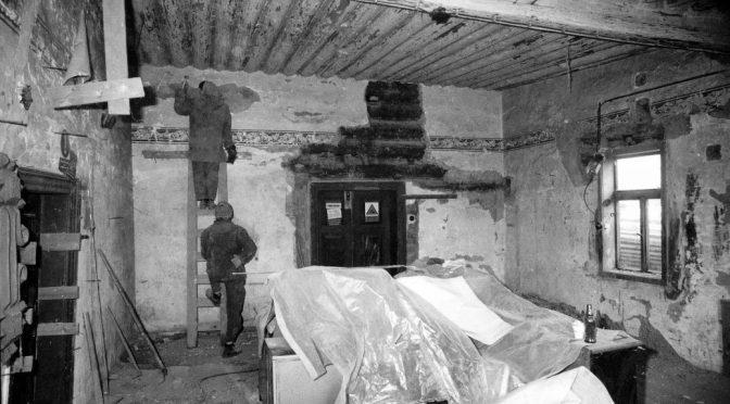 Jak hledat nejstarší domy