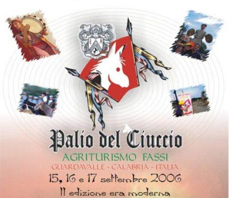 Palio del Ciuccio edizione 2006