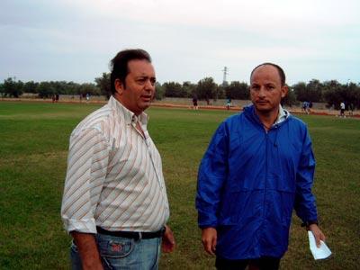 Gianni Romano e Alfonso Gerace