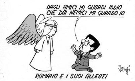 Romano e i suoi alleati