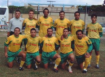 Squadra Montepaone Calcio