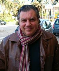 Nella foto Michele Drosi