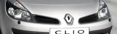 New Clio Renault