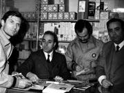Giacinto Facchetti e Sandro Mazzola