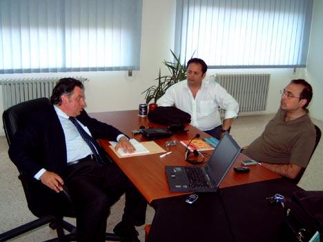 Intervista a Michele Drosi sindaco di Satriano