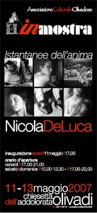 Locandina Nicola De Luca