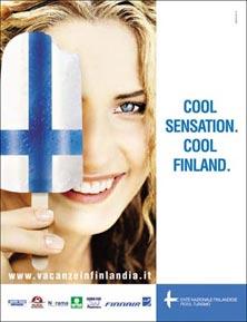 Cool Sensation. Cool Finland.