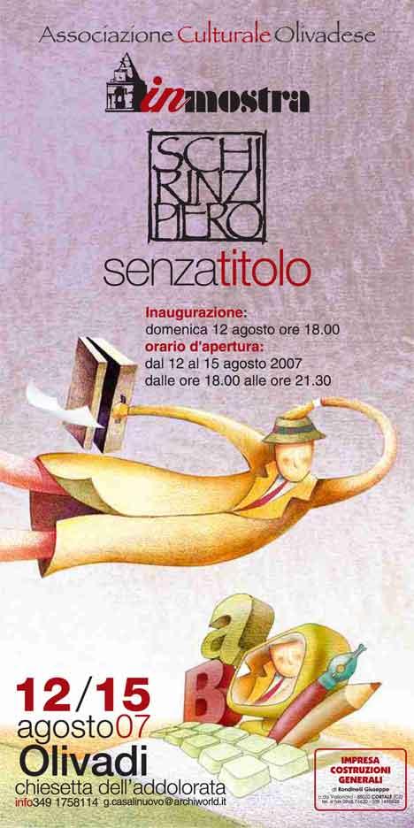 Mostra Piero Schirinzi
