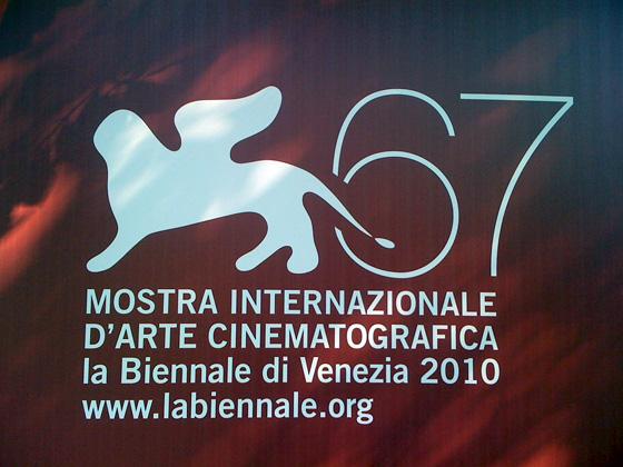 Logo Mostra Internazionale d'Arte Cinematografica la Biennale di Venezia 2010