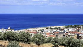 Foto panoramica di Soverato