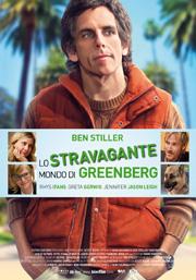 Locandina del film: Lo stravagante mondo di Greenberg