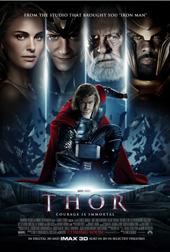 Locandina del film Thor