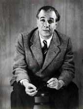 Foto di Jorge Luis Borges - Immagine nel Pubblico Dominio recuperata da WikiPedia.org