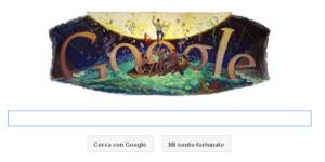 Google doodle - Italo Calvino
