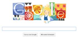 Mary Blair - Google Doodle