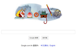Google Doodle - Fratelli Wan