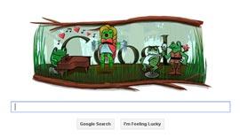 Google Doodle - Gioachino Rossini