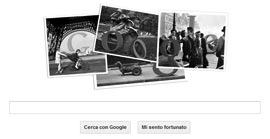 Google Doodle - Robert Doisneau