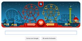Google Doodle - George Ferris