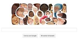 Google Doodle - Giornata Internazionale della Donna