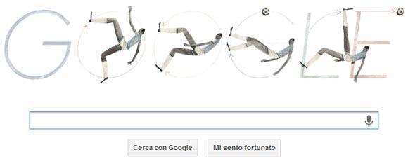 Doodle - Leonidas da Silva
