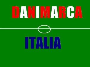 danimarca italia