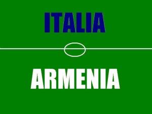 italia armenia