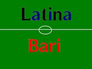 latina bari