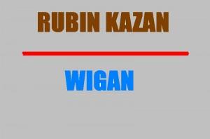 rubin kazan wigan