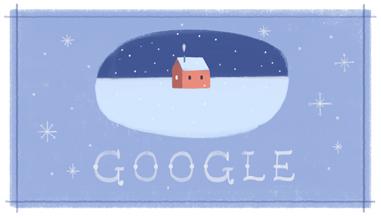 buone feste doodle google 26 dicembre 2013