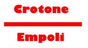 crotone - empoli