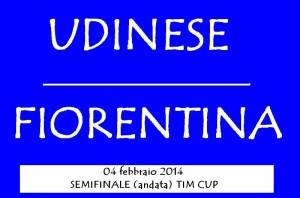 udinese - fiorentina coppa italia