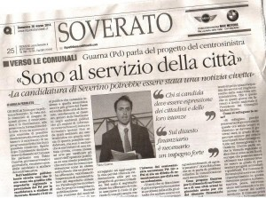 articolo quotidiano intervista fabio guarna