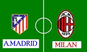 atletico madrid - milan
