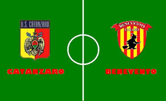catanzaro -  benevento play off
