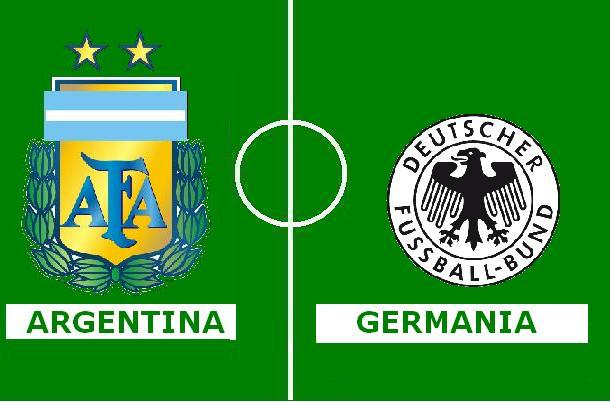 germania vs argentina