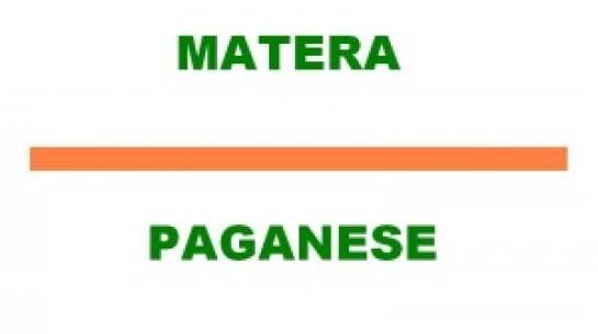 matera - paganese