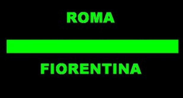 roma - fiorentina